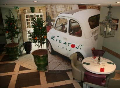 Restaurant Italien Saint Thibault Des Vignes