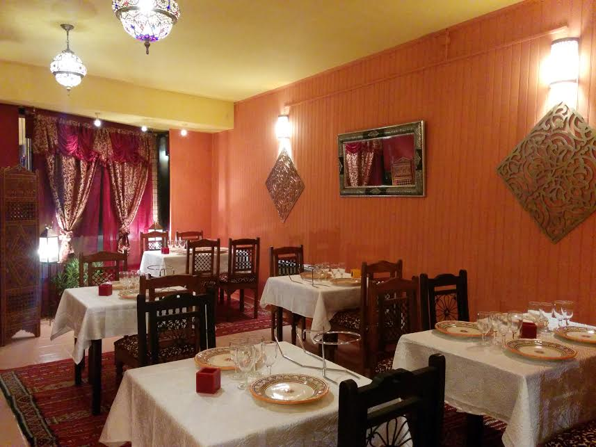 restaurant marocain le mans. Black Bedroom Furniture Sets. Home Design Ideas